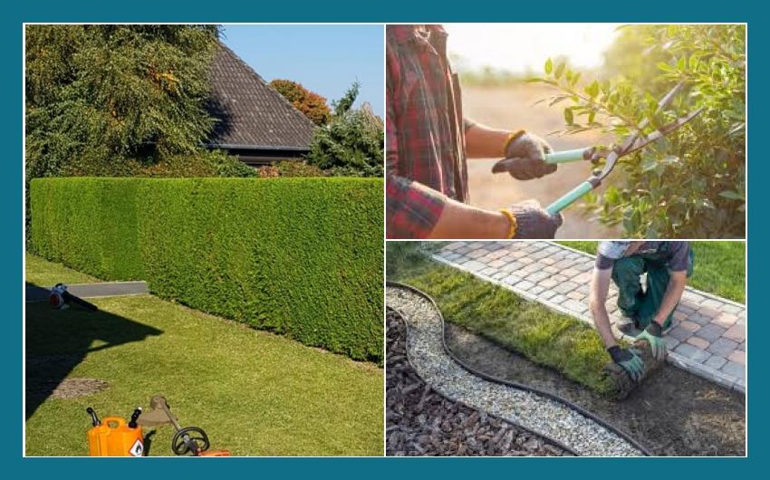 Gartenarbeit und Hausmeisterservice Inh. Shaip Rexhepi  Rendsburg, Fockbek, Westerrönfeld, Osterrönfeld